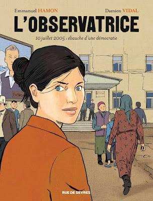 L'observatrice 10 juillet 2005 : ébauche d'une démocratie aux éditions Rue de Sèvres