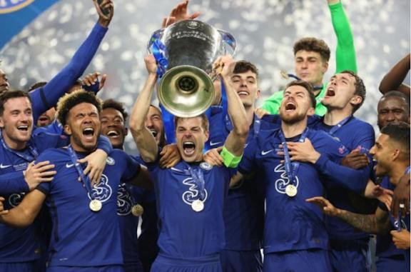 Ini daftar juara Liga Champions: Chelsea kini koleksi dua trofi