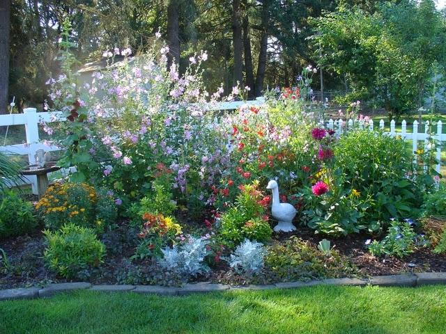 Perennial Garden Ideas Magazine Photograph Perennial Garde