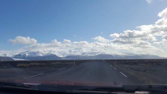 wycieczka na Islandię