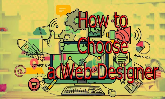 Making Money with Articles, How to Choose a Web Designe,r
