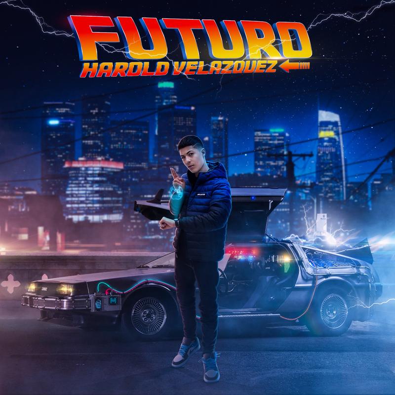 Harold Velazquez – Futuro (EP) 2021 (Exclusivo WC)