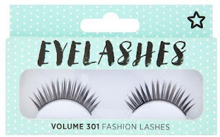 Superdrug Fashion eyelashes in volume