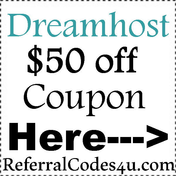Dreamhost.com Promotion Codes 2016-2017, Dreamhost Coupon August, September, October