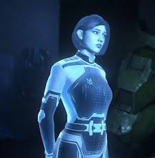 Random Sci-Fi Goddess