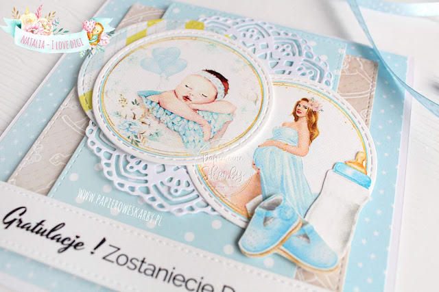 scrapbooking cardmaking handmade rękodzieło kartka ilovedigi cyfrowe stemple digi stemple ciąża ciążowa karteczka kartki gratulacyjna gratulacyjne będę mamą pregnant gratulacje zostaniecie dziadkami dla dziadków informacja o ciąży cards baby new baby