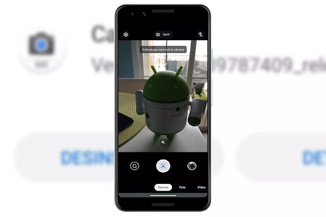 الآن يمكنك تنزيل تطبيق كاميرا Gcam Go من جوجل مع وضع الليلي