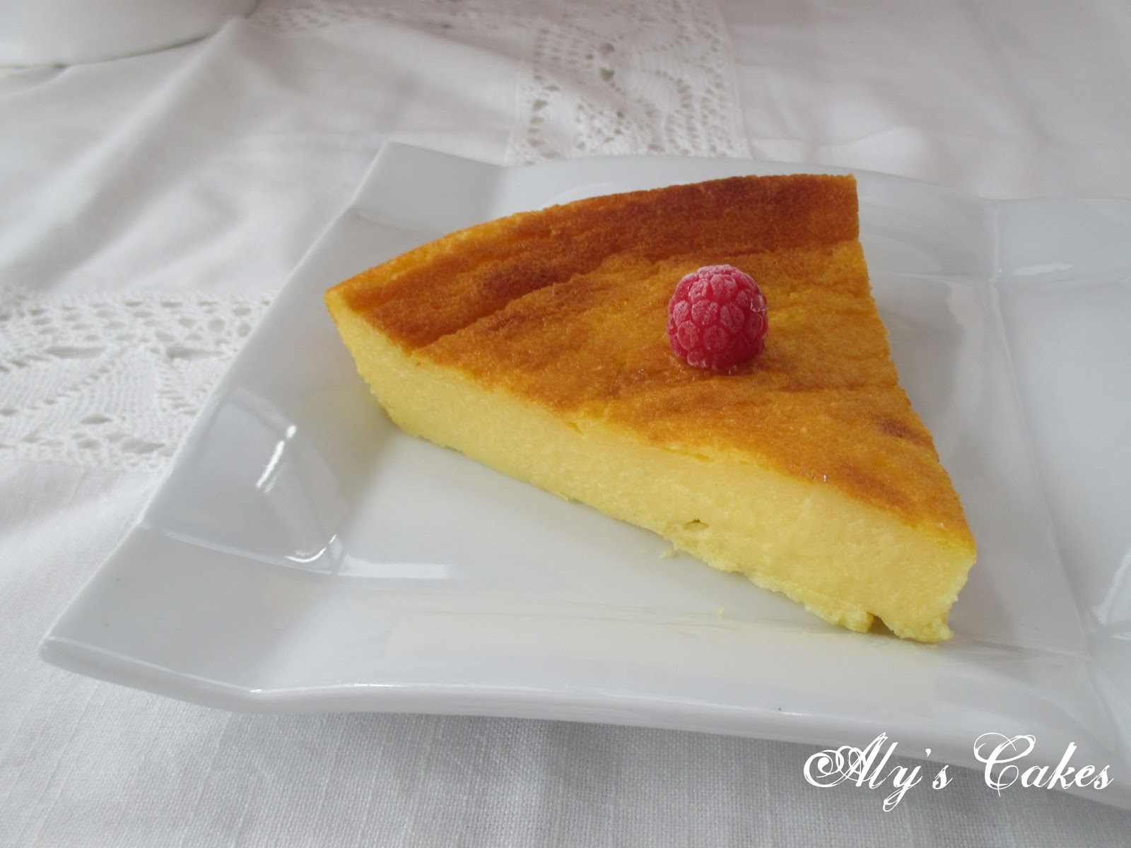 Aly's Cakes: PASTEL DE ARROZ -PASTEL VASCO (SIN GLUTEN)