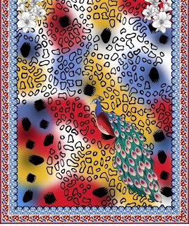 Lavanya-Geometric-Textile-Kaftan-3a