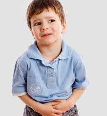 جرثومة المعدة عند الاطفال