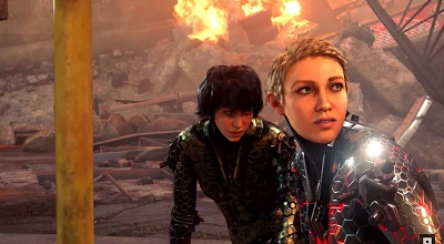 Wolfenstein: Youngblood offers 2 player co-op
