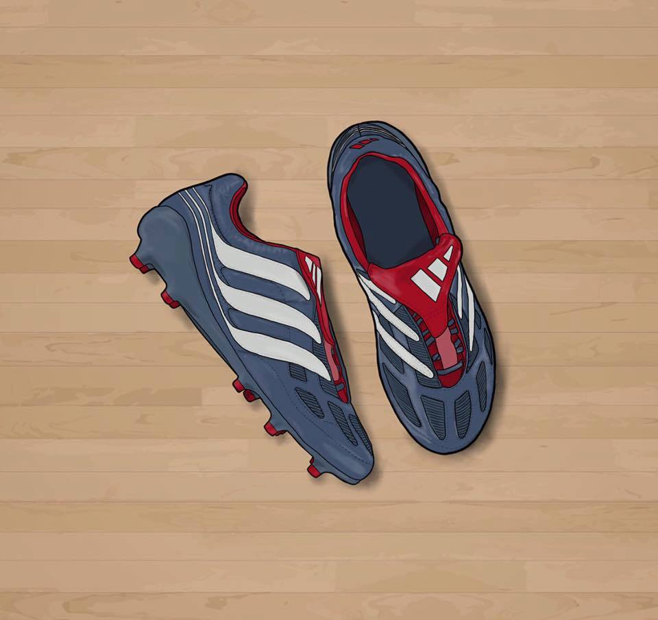 d7573a3daa3f ... limited edition 2e9ac c3e63  discount illustration adidas predator  precision by siam boots footy headlines bb9ec 8e587