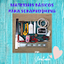 MATERIAIS BÁSICOS PARA SCRAPBOOKING (BASIC MATERIALS FOR SCRAPBOOKING)