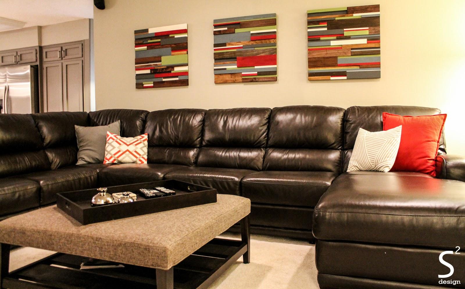 Lazybrook Living Room Midcentury Modern