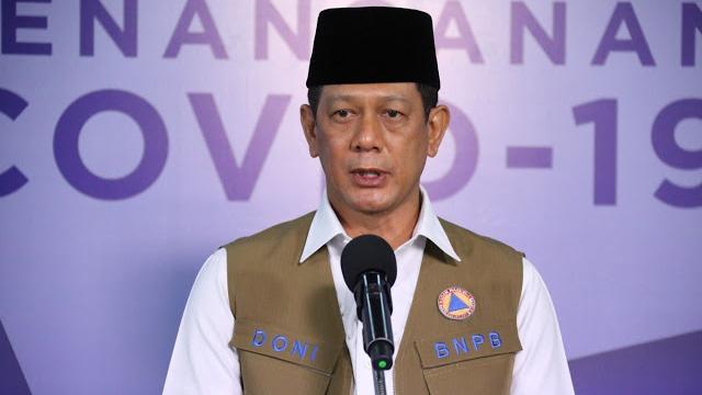 Saran Kamrussamad, Jokowi Aktifkan Kembali Satgas Covid-19 Pimpinan Doni Monardo