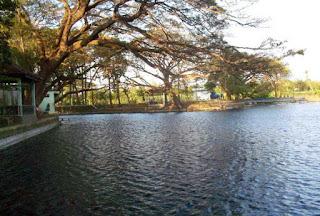 danau di probolinggo