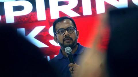 Tak Selesaikan Kasus Novel, Haris Azhar: Jokowi Presiden Spesialis Bikin Janji