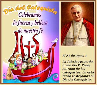 Resultado de imagen para dia del catequista