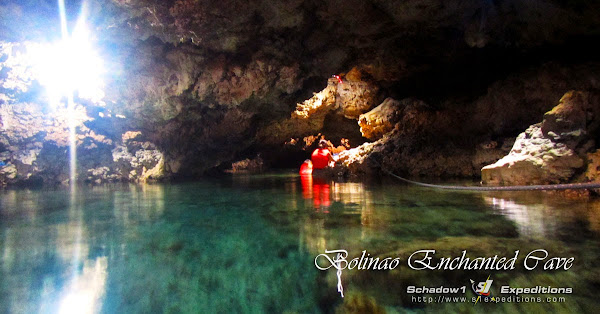 Bolinao Enchanted Cave - Schadow1 Expeditions