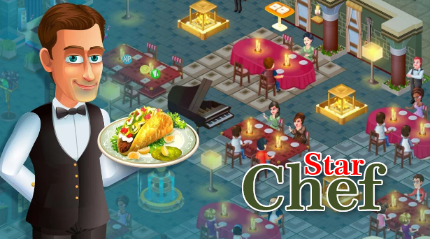 Star Chef v2.14.3 Mod Apk Terbaru (Unlimited Money)