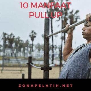 Manfaat Pull Up untuk kesehatan