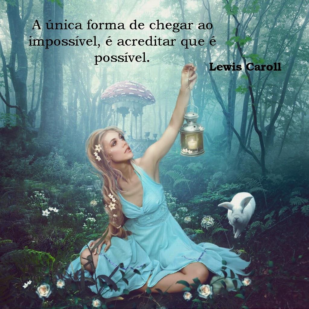 """Frases do Livro: """"Alice no País das Maravilhas"""""""