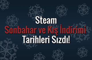 Steam Kış İndirimleri 2016-2017 Steam İndirimleri