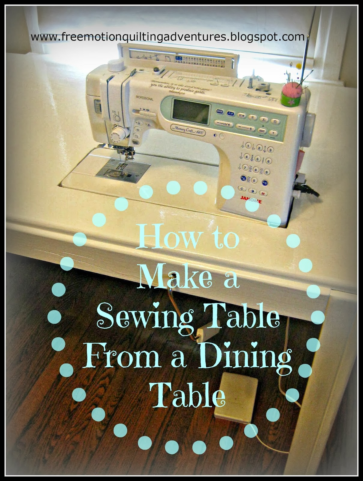 Sewing Machine Lift Diy : sewing, machine, Amy's, Motion, Quilting, Adventures:, Sewing, Machine, Table:, Great