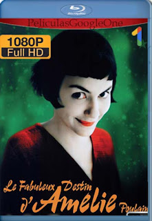 Amelie [2001] [1080p BRrip] [Latino-Inglés] [GoogleDrive] RafagaHD
