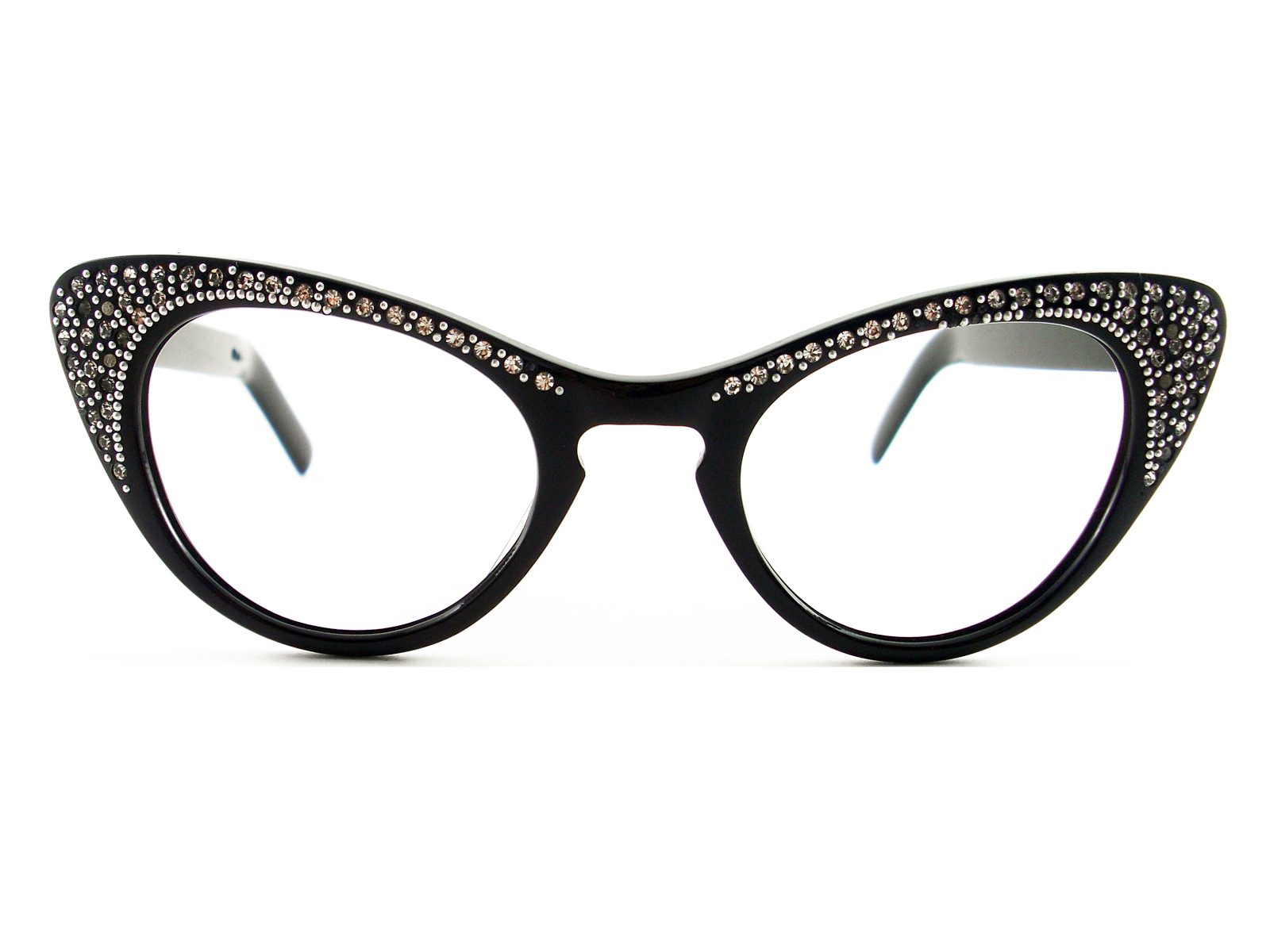 Vintage Cat Eye Glasses 73