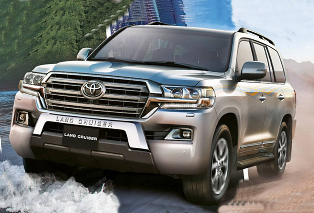 2019 Toyota Land Cruiser 200 Philippines Specs and Price ...