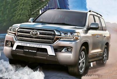 2019 Toyota Land Cruiser 200 Philippines Specs and Price