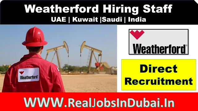 Weatherford Drilling International Jobs and Career Vacancies