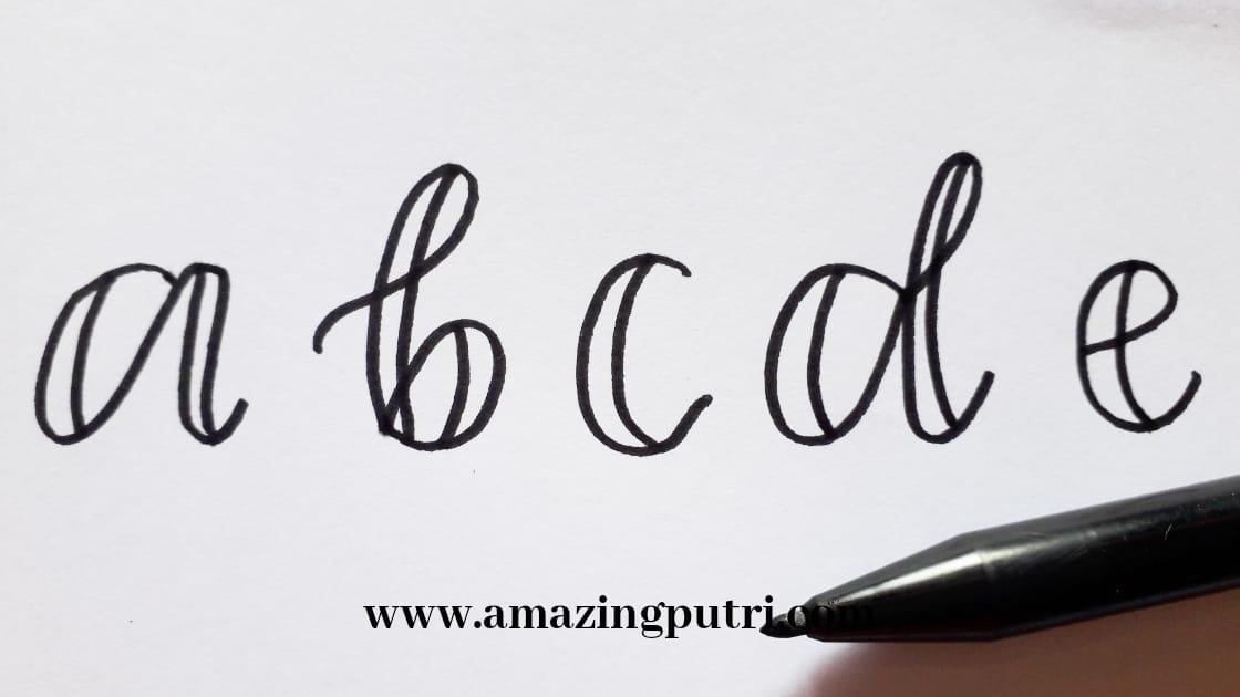Belajar Seni Hand Lettering Seru Juga! [Bonus Tutorial]