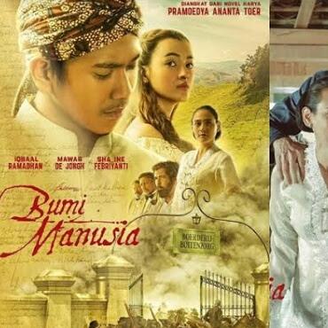 Review Film: Bumi Manusia (Lemahnya Pengadilan Indonesia Pada Zaman Penjajahan  Belanda)