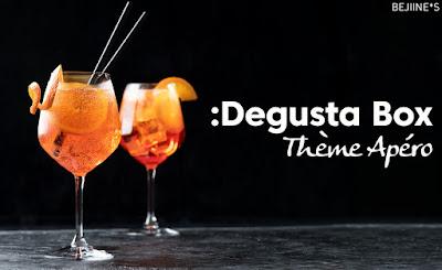Blog Bejiines - Degusta Box de Juin : Apéro