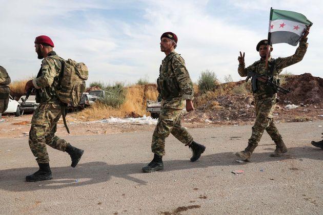 Στρατηγικές Εκτιμήσεις για τη Συρία