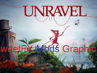 SweetFX Mods Graphic Unravel