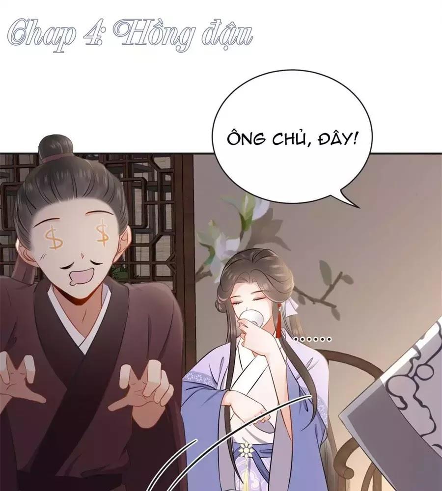 Vương Phi Thông Linh Chapter 4 - Trang 1