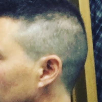 corte de pelo, look extremo,