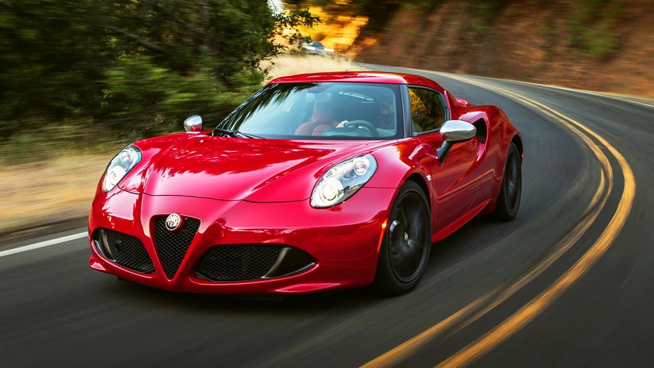 "4C: το σύγχρονο έμβλημα της Alfa Romeo στις ειδικές σειρές ""Competizione"" και ""Italia"""