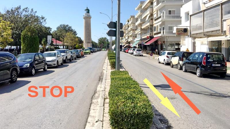 Άλλαξε γνώμη η δημοτική αρχή και ακυρώνει τη μονοδρόμηση της παραλιακής οδού της Αλεξανδρούπολης