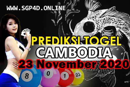 Prediksi Togel Cambodia 23 November 2020