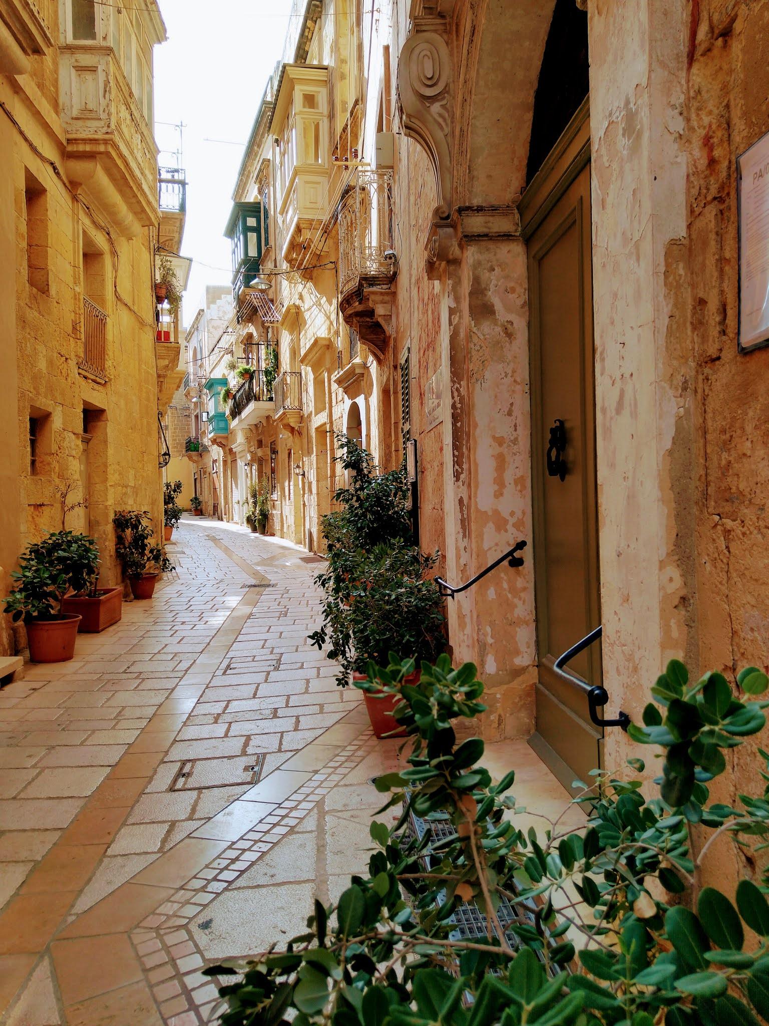 Sincerely Loree: Birgu, Malta