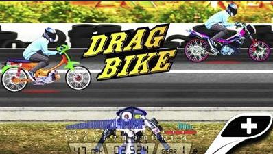 Tải Drag Bike 201m Indonesia APK - game Racing Boy nài cực đã