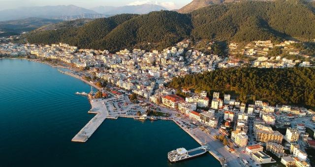 Εργ.Κέντρο Θεσπρωτίας:Εισήγηση για το λιμάνι Ηγουμενίτσας