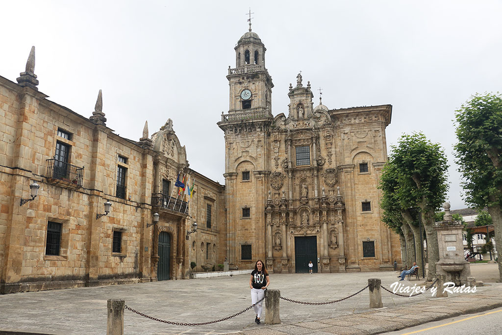 Monasterio de San Salvador de Vilanova de Lourenzá