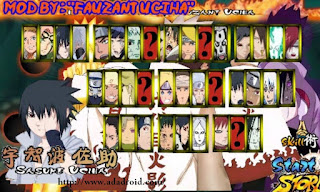 Download Naruto Senki Mod by Fauzant Uciha Apk