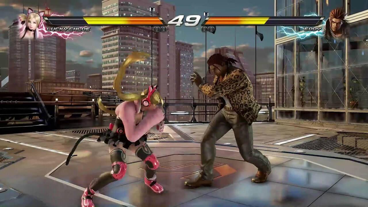 تحميل لعبة Tekken 7 للكمبيوتر