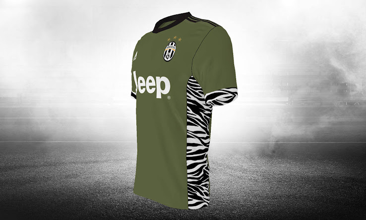 release date: 22c5b ed706 Top 100 Juventus 17-18 Third Kits Revealed - Footy Headlines